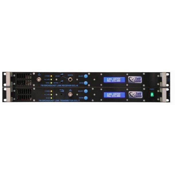 EuroCaster STL Link MPX mod. ECL-T+R VHF/UHF 10W