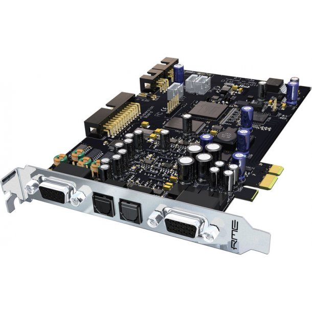 RME HDSPe AIO PCI Express Audio Interface
