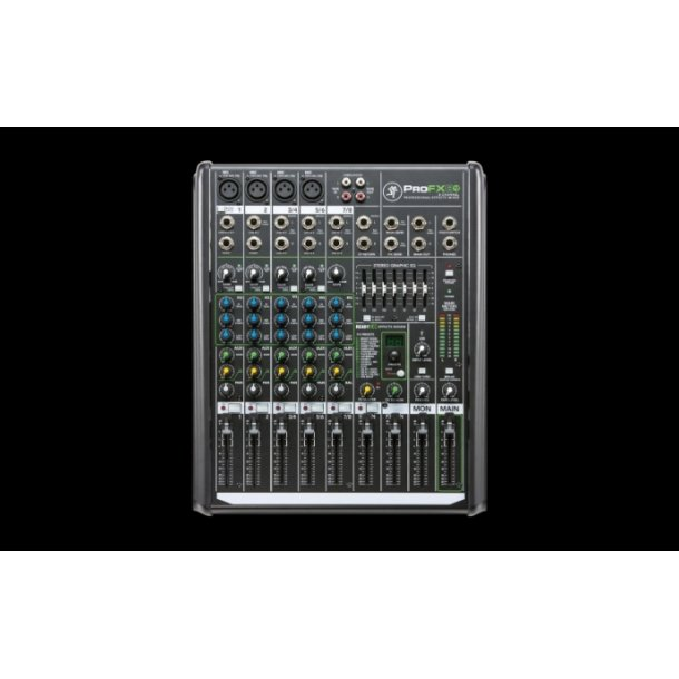 Mackie ProFX8V2 Mixer 8-channel, effects, USB