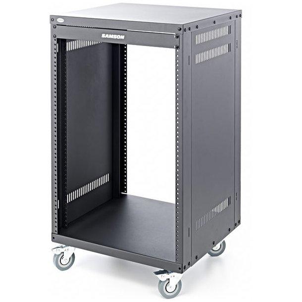 samson srk16 19 inch studio rack racks and housing. Black Bedroom Furniture Sets. Home Design Ideas
