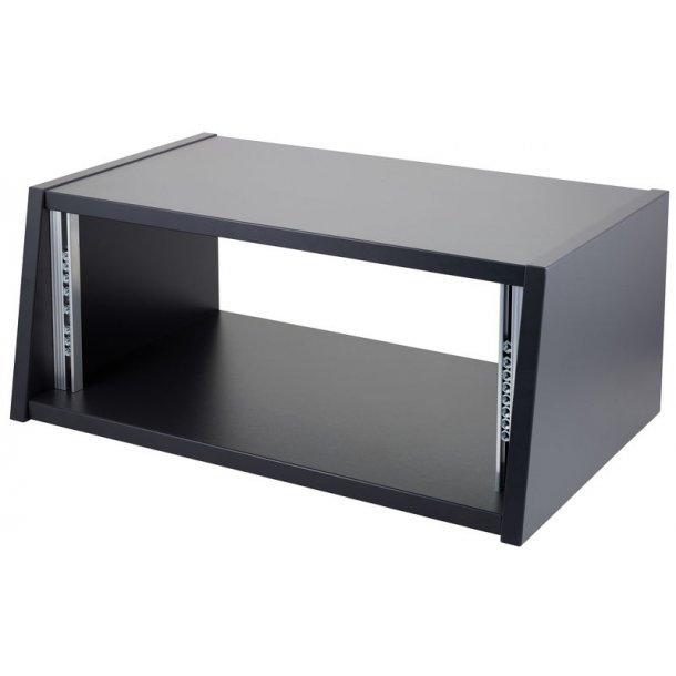 Eurocaster Studio Desktop Rack 4U black