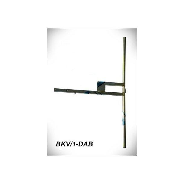 EuroCaster Dipole DAB Antenna 1,5kW 2db Aluminium