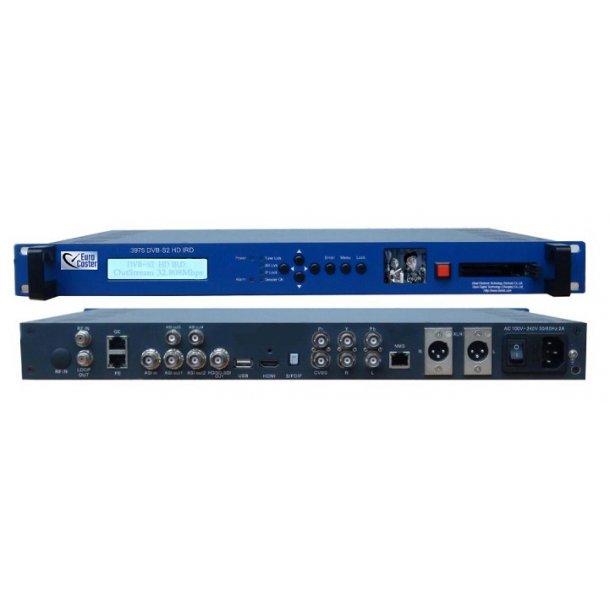 Eurocaster EC397X HD IRD