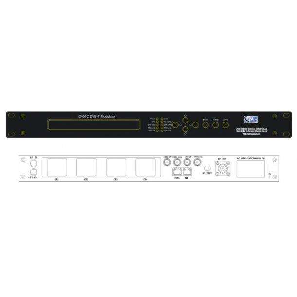 Eurocaster EC2401C DVB-T Modulator