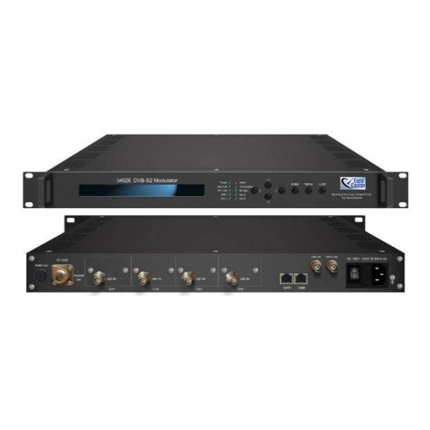 Eurocaster EC3402E DVB-S2 Modulator