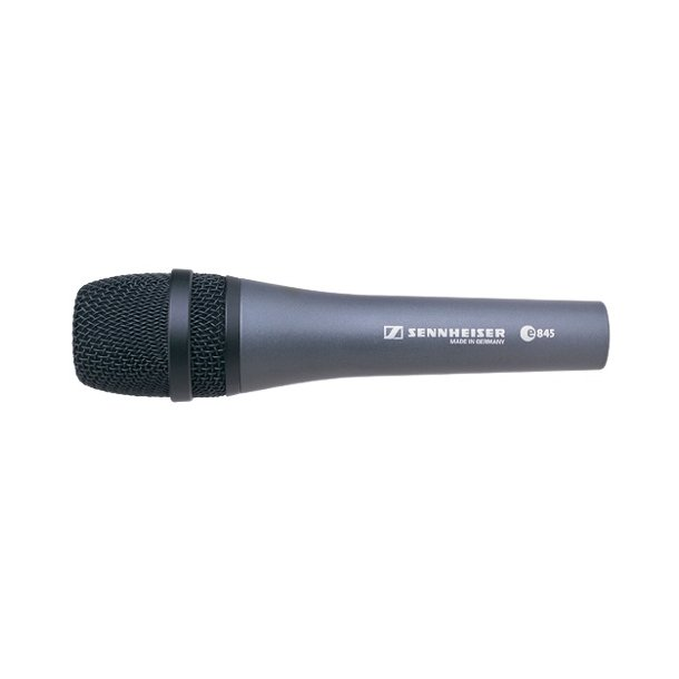 Sennheiser E 845 Speech and Vocal microphone