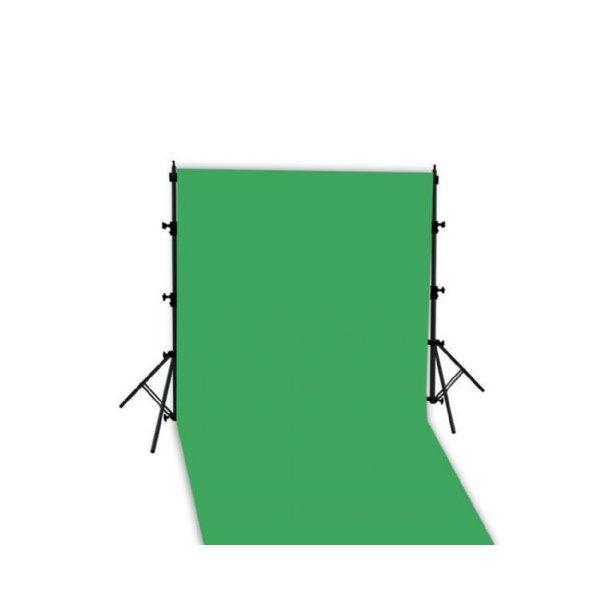 Linkstar Background System + Cloth Chroma Green