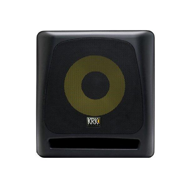 KRK 10S2 Powered Studio Subwoofer 160W Black