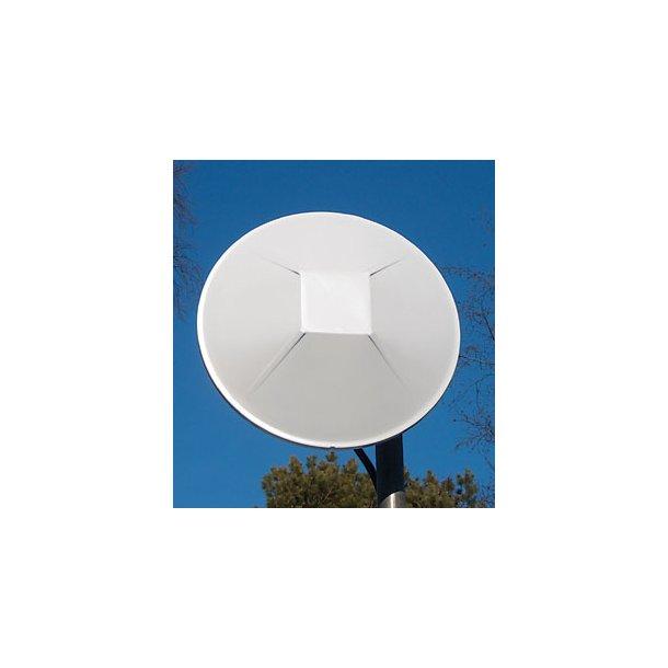 MC2,4-45-N Parabolic antenna 2,3-2,5 GHz 50W 18 dB