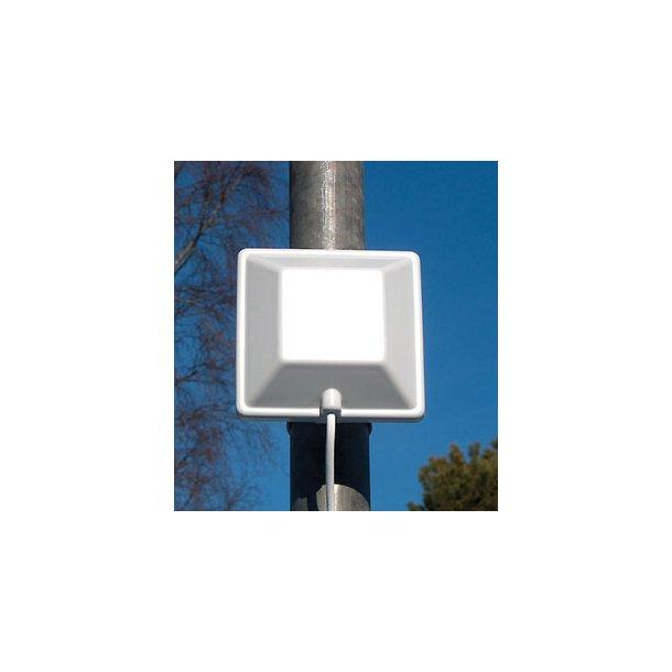 MC 2,4-11-W Patch antenna 2,3-2,5 GHz 50W 9dB gain