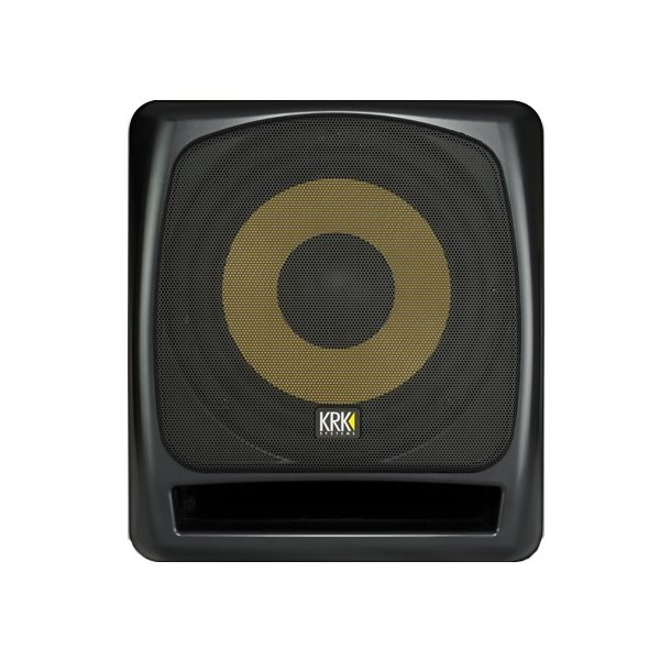 KRK 12S Powered Studio Subwoofer 220W Black
