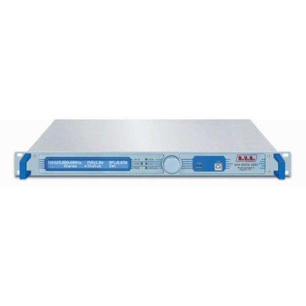 RVR Blue Digital 1HE TV Transmitter 1/2 W