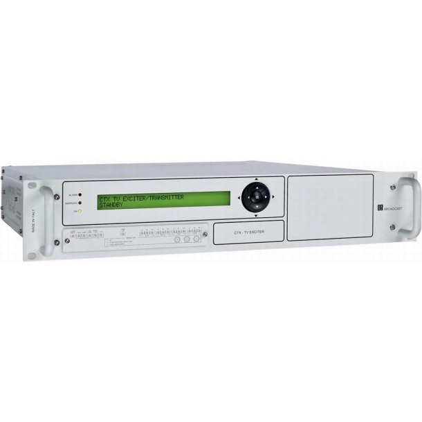 DB Elettronica CTX TV Exciter Multistandard
