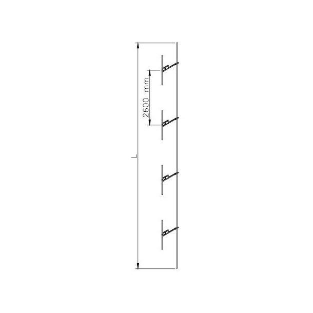 RVR AJ1FENx85 8 Dipole Broadb. Antenna 5 kW 11 dB on antenna grounding diagram, wifi antenna diagram, antenna lightning arrestor, antenna wire, tv antenna diagram, antenna installation, antenna coil diagram, antenna circuit diagram, antenna accessories, antenna block diagram, antenna radio, antenna connector, wire harness diagram, antenna cable, antenna operation, reception diagram, antenna types, antenna parts, antenna transformer,