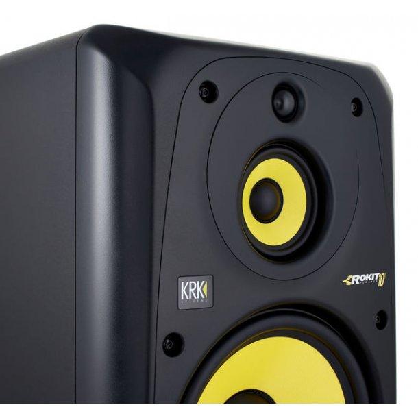 KRK RoKit RP10-3 G3 Studio Monitor Active 140W black