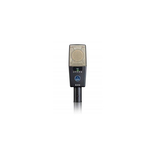 AKG C414-XLS multipattern condenser microphone