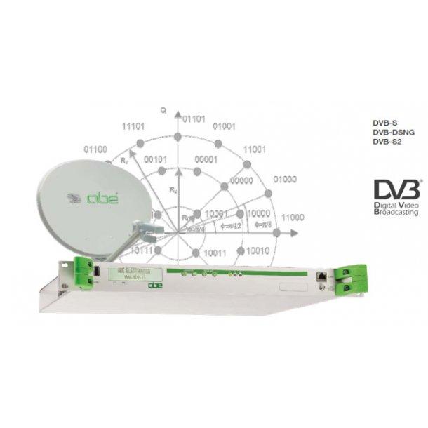 ABE Satellite link - DSNG - DVB-S - DVB-S3