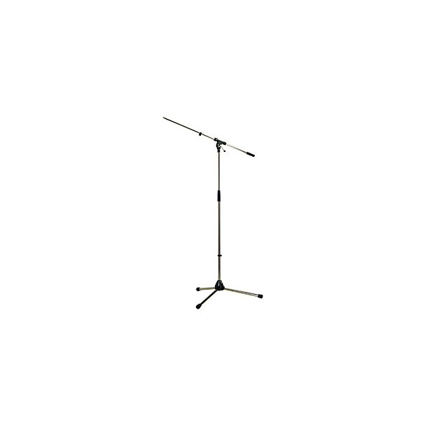 K & M Mikrophone stand classic crome