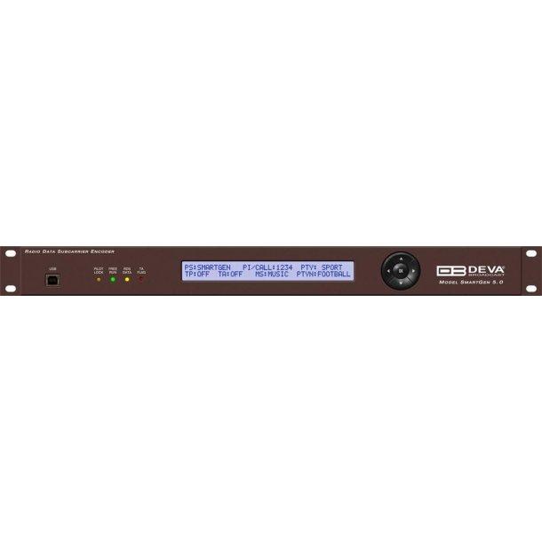 DEVA SmartGen 5.0 RDS Encoder w/LAN, USB & RS233