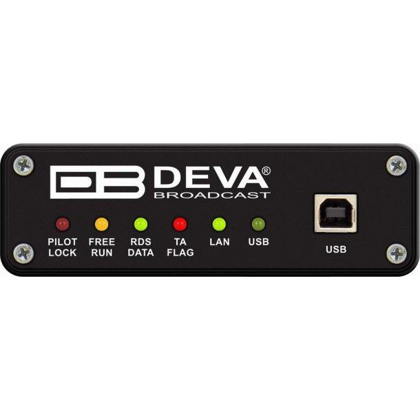 DEVA SmartGen Mini RDS Encoder with USB and LAN