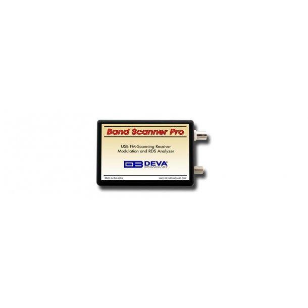 DEVA Band Scanner Pro - USB FM Scanning Receiver