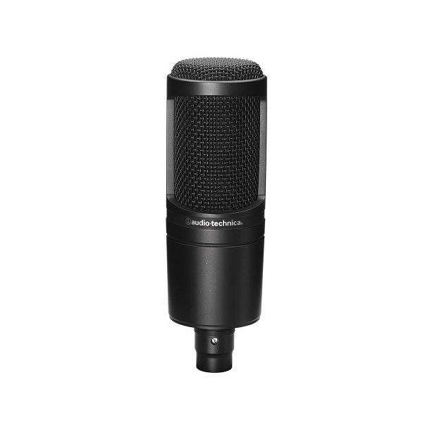 Audio-Technica AT-2020 Large Dia. Microphone