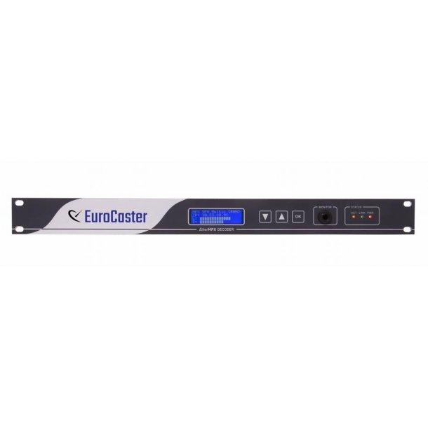 EuroCaster Digital MPX IP Decoder