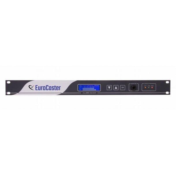 EuroCaster Digital MPX IP Encoder