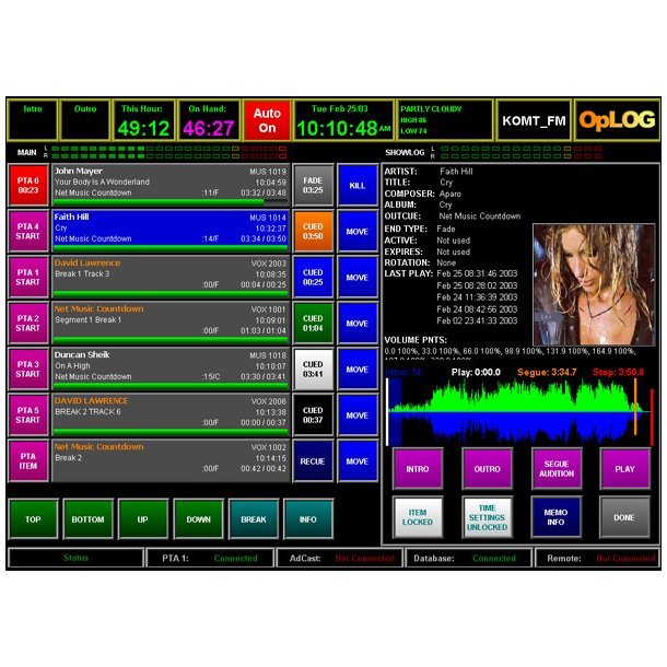 Imediatouch Radio Automation Broadcast Software Crack Keygen