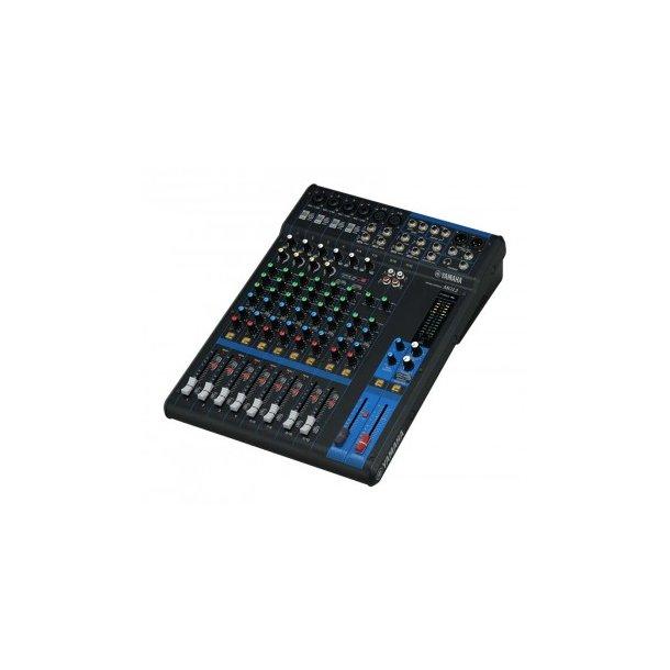 Yamaha MG12 12 Channel mixer, 6 mic/12 line, 4 mono + 4 St. incl. FX