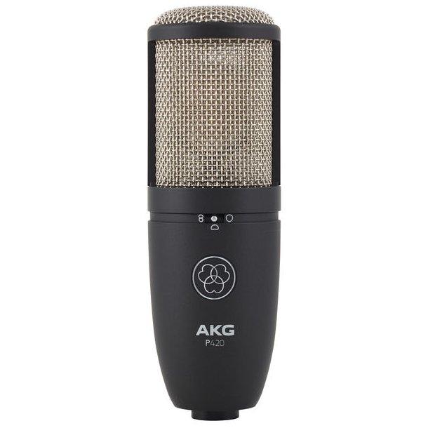 AKG P140 multi-pattern condenser microphone