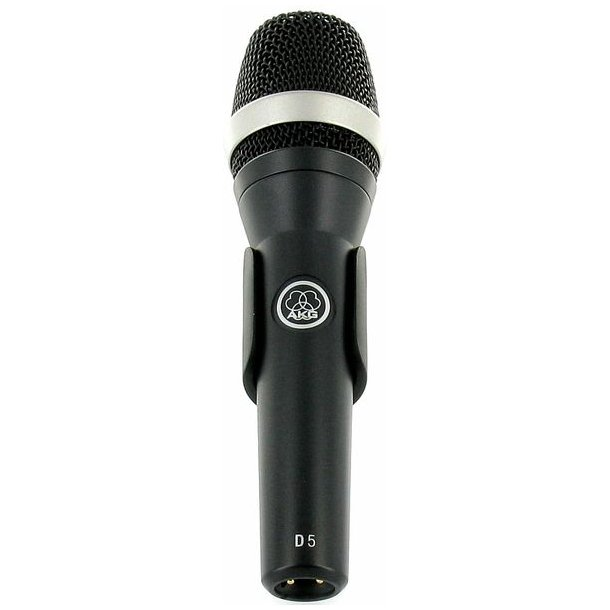 AKG D5 Supercardioid dynamic vocal microphone