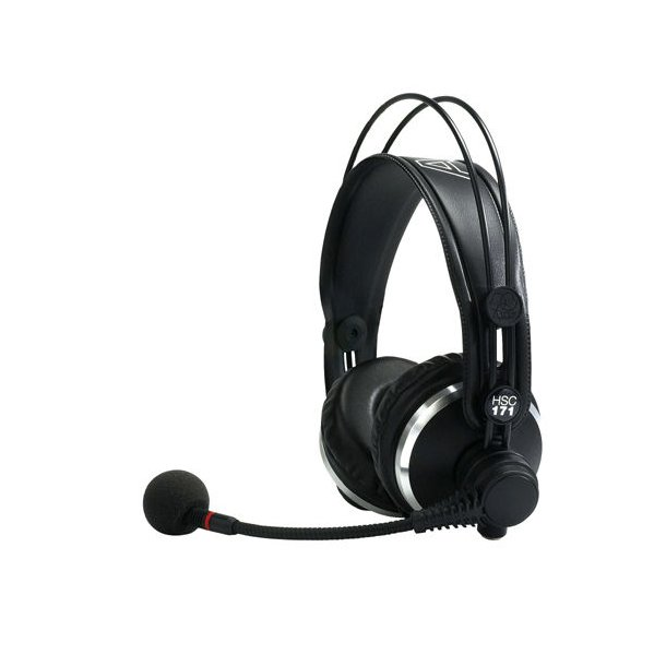 AKG HSC171 on-ear studio Headset