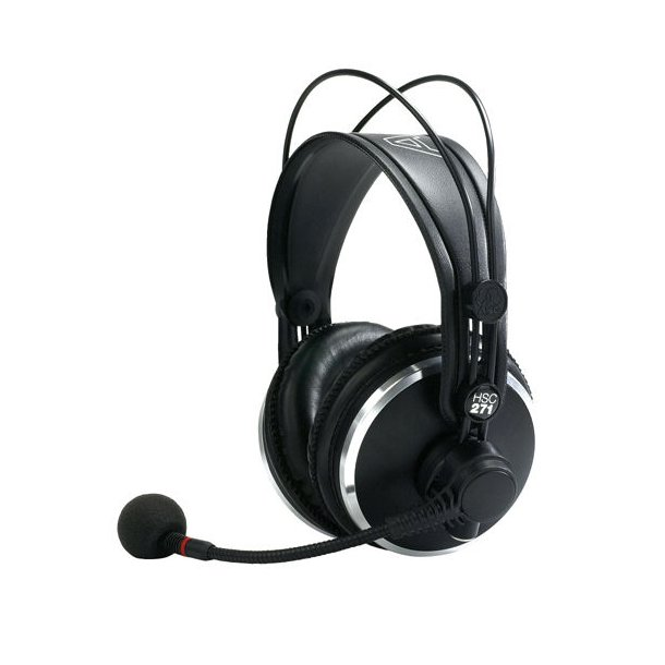 AKG HSC271 over-ear professional Headset