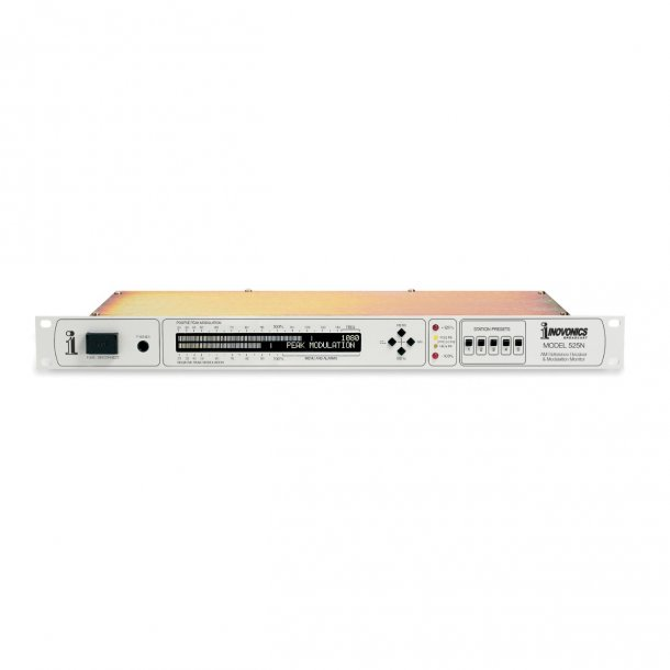Inovonics 525N AM Modulation Monitor