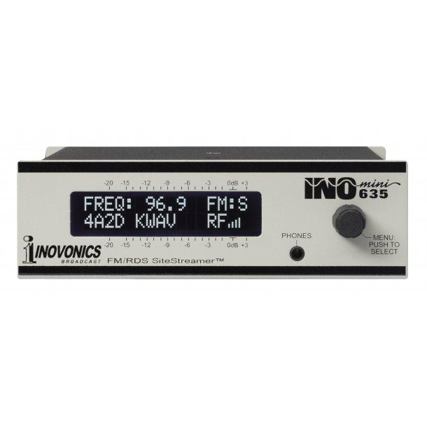 Inovonics 635 INOmini FM/RDS SiteStreamer