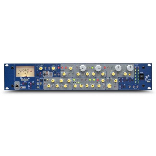 Focusrite ISA 430 MkII - Channel Strip 2RU