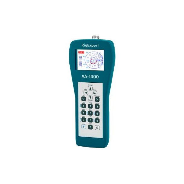 RigExpert AA-1400 powerful antenna analyzer