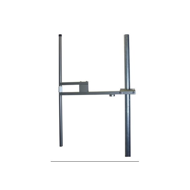 EuroCaster AKG/1N FM Antenna dipole, stainless steel, 800W