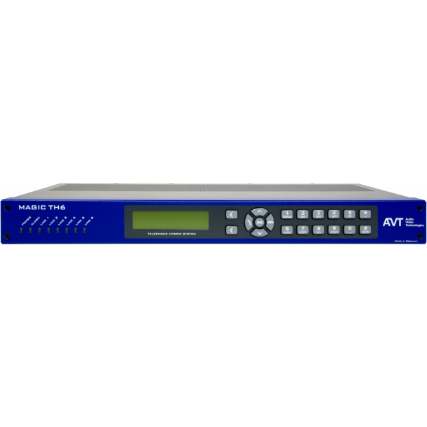 AVT MAGIC TH6 VoIP HD Telephone Hybrid