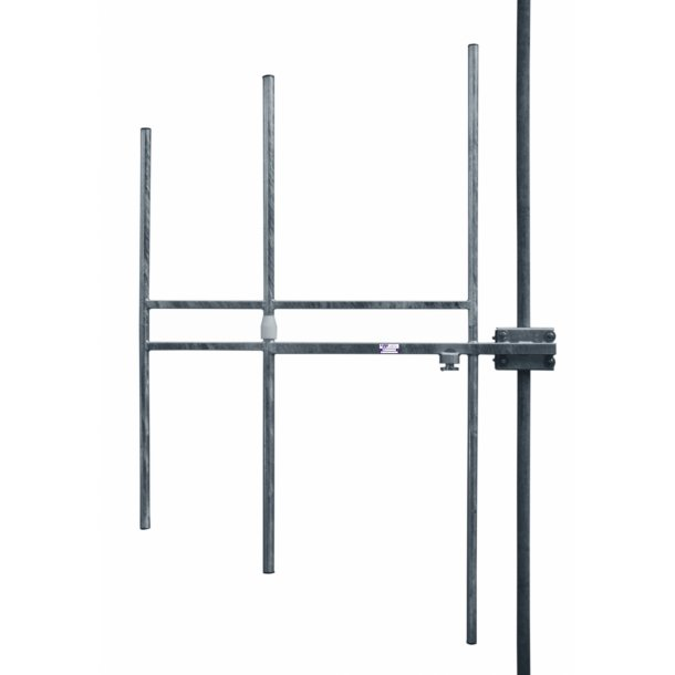 EuroCaster AKY/3N FM Wide Band Yagi Antenna Stainless Steel 800 W