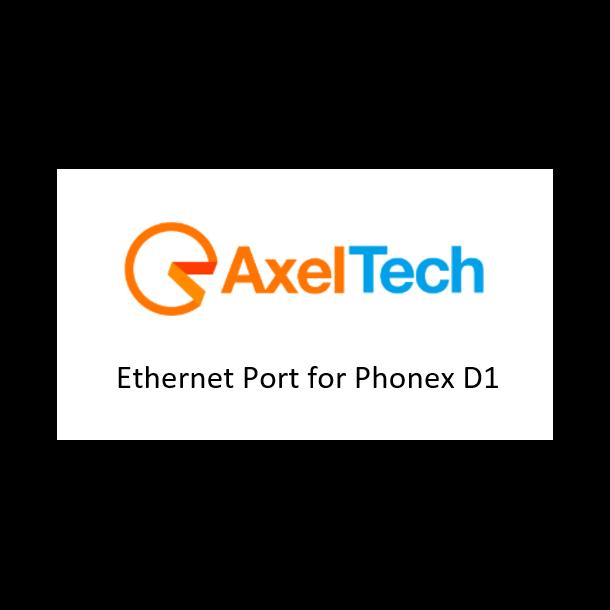 Axel Ethernet Port for Phonex D1