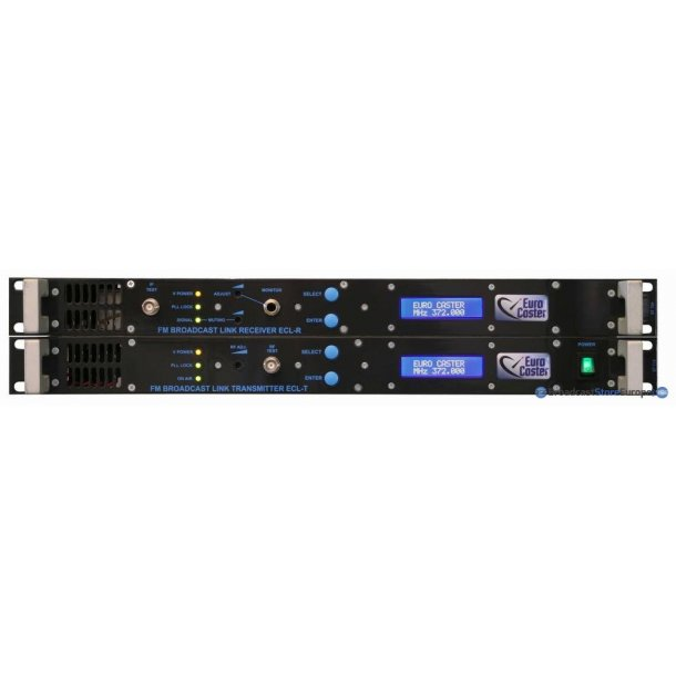 EuroCaster TX(ECL-TGSL)+RX(ECL-RGAL) 5W Stereo, 1,3-2,5 GHz