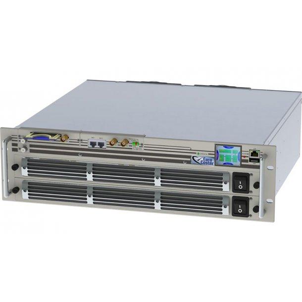 EuroCaster TX1500/700V DAB+ Transmitter 900W RMS