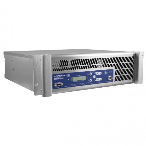 ECRESO FM 1000W Compact FM Transmitter