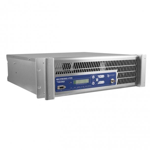 ECRESO FM 750W Compact FM Transmitter