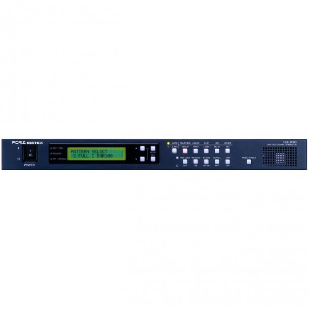 For-A ESG-8000 8K/4K/HD Test Signal Generator