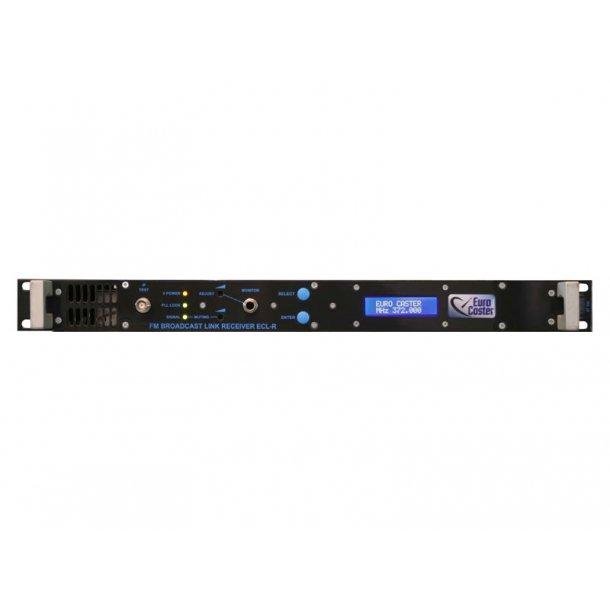 EuroCaster FM-RX01 MPX FM Re-broadcast receiver 87,5-108 MHz