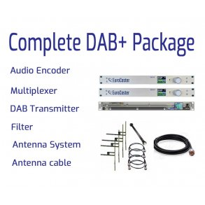 Complete DAB+ Packages