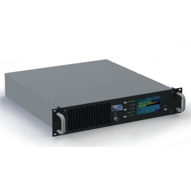 EuroCaster DS100 FM Transmitter 100W stereo 2U